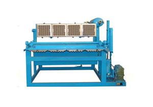 1500 pcs egg tray machine