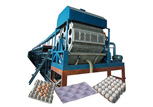full-automatic egg tray machine