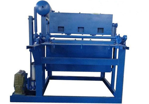 ZMDTF 3×1 egg tray machine