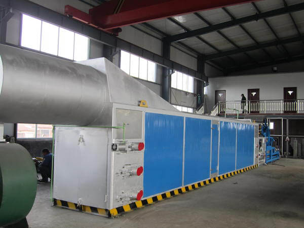 multilayer metal dryer