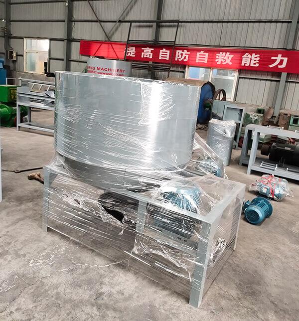 paper pulping machine