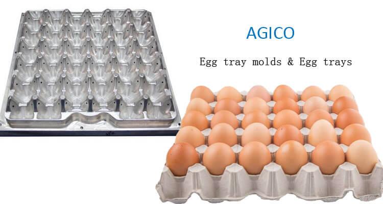 agico egg tray molds
